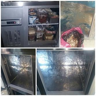 업소용 냉장고청소